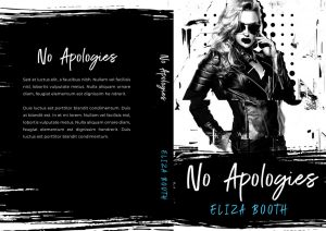 No Apologies - Romance Premade Book Cover For Sale @ Beetiful Book Covers