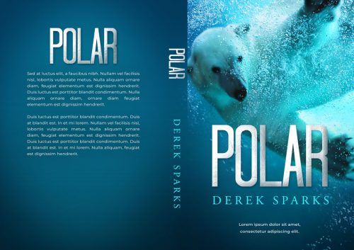 Polar - Adventure / Bear Premade Book Cover For Sale @ Beetiful Book Covers