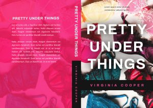 Pretty Under Things - Romance Premade Book Cover For Sale @ Beetiful Book Covers