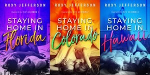 Series: Quarantine With Me - Contemporary Romance Series Premade Book Covers For Sale - Beetiful