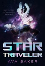 Star Traveler – Young Adult Science-Fiction Premade Book Cover For Sale @ Beetiful Book Covers