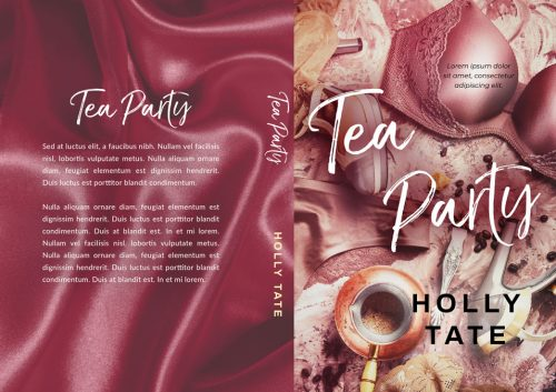 Tea Party - Romance Premade Book Cover For Sale @ Beetiful Book Covers