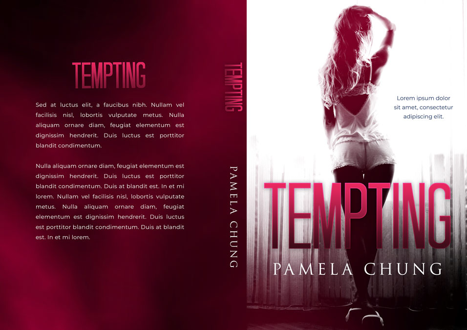 Tempting - Erotic Romance / Erotica Premade Book Cover For Sale @ Beetiful Book Covers