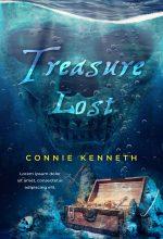 Treasure Lost – Sea Adventure Premade Book Cover For Sale @ Beetiful Book Covers