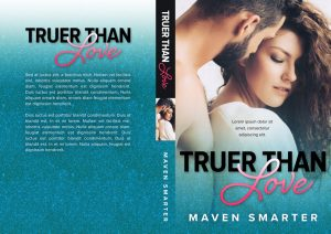 Truer Than Love - Contemporary Romance Premade Book Cover For Sale @ Beetiful Book Covers