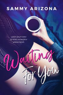 Waiting For You - Romance Premade Book Cover For Sale @ Beetiful Book Covers