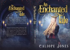 An Enchanted Tale - Fantasy / Historical Romance Premade Book Cover For Sale @ Beetiful Book Covers