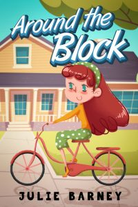 Around the Block - Middle-grade Premade Book Cover For Sale @ Beetiful Book Covers
