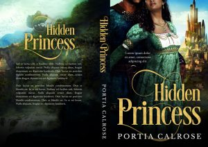 Hidden Princess - African-American Historical Romance Premade Book Cover For Sale @ Beetiful Book Covers