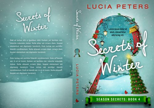 Series: Season Secrets - Season Series Premade Book Covers For Sale - Beetiful Book Covers