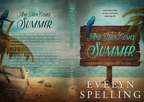 Series: Seasons Change - Season Quartet Series Premade Book Covers For Sale - Beetiful