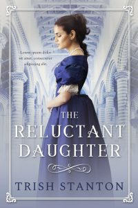 The Reluctant Daughter - Fantasy / Historical Romance Premade Book Cover For Sale @ Beetiful Book Covers