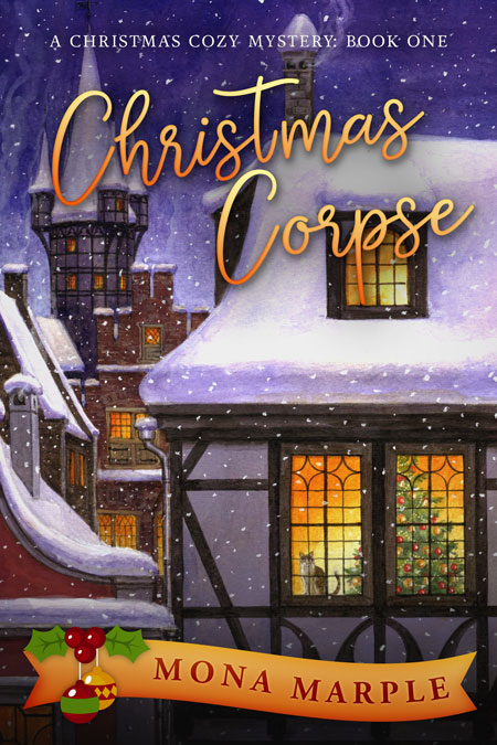 Christmas Corpse by Mona Marple
