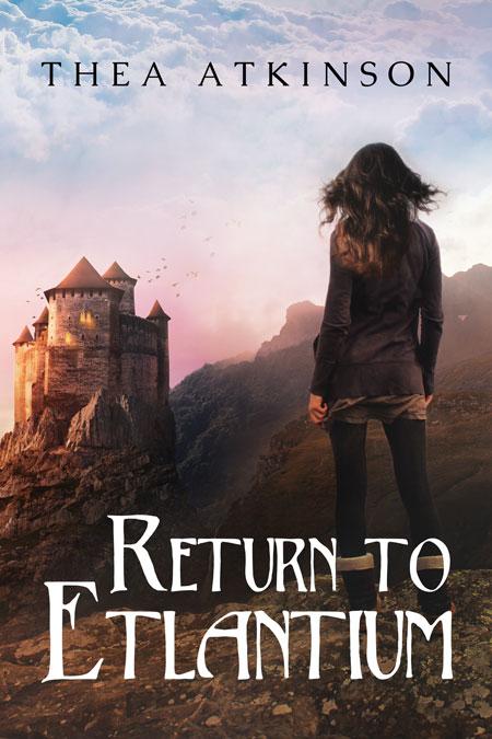 Return to Etlantium by Thea Atkinson