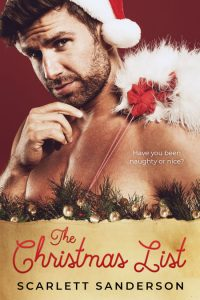 The Christmas List by Scarlett Sanderson