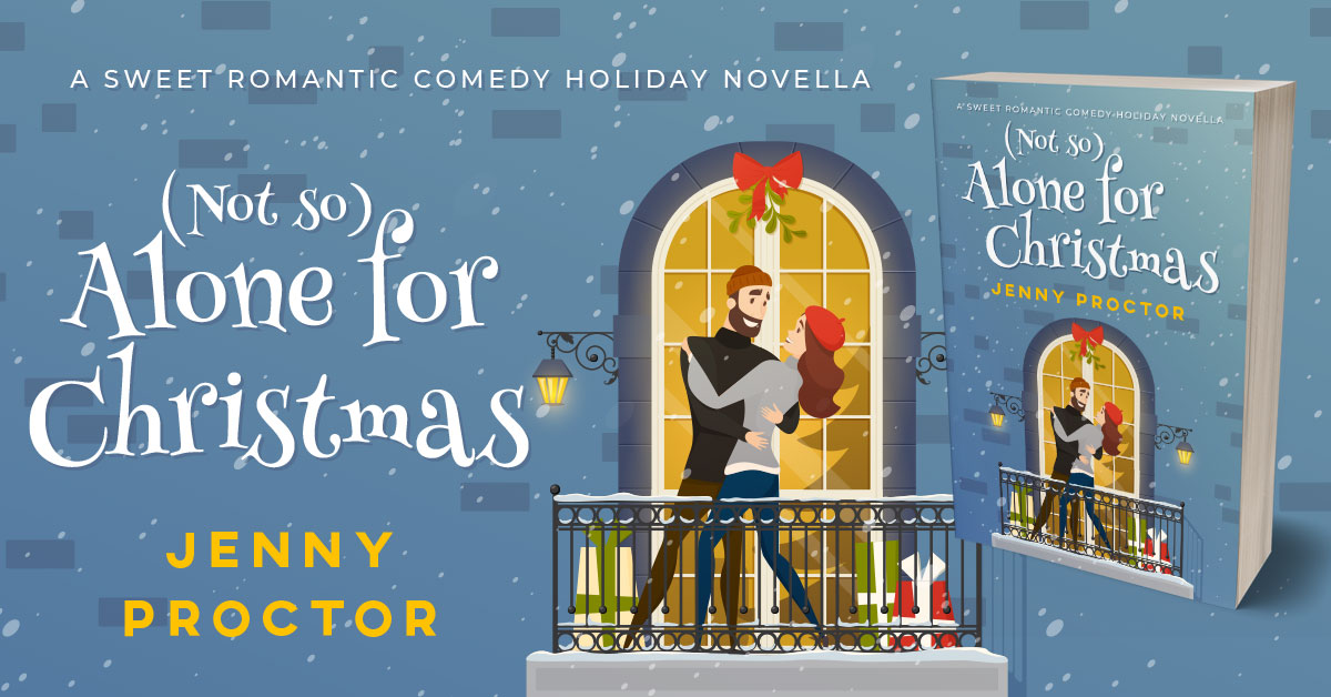 Showcase Spotlight: (Not So) Alone for Christmas by Jenny Proctor