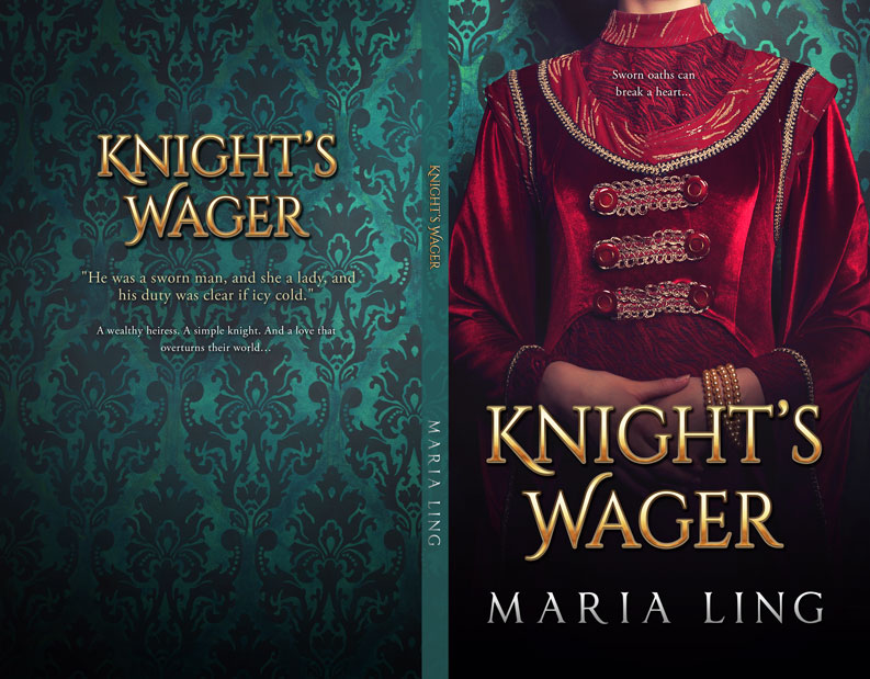 Knight's Wager by Maria Ling