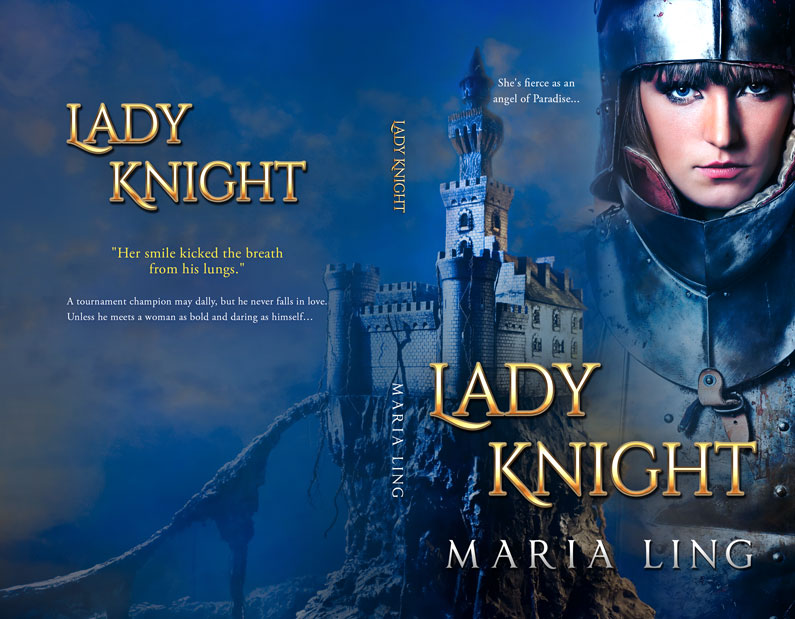 Lady Knight by Maria Ling