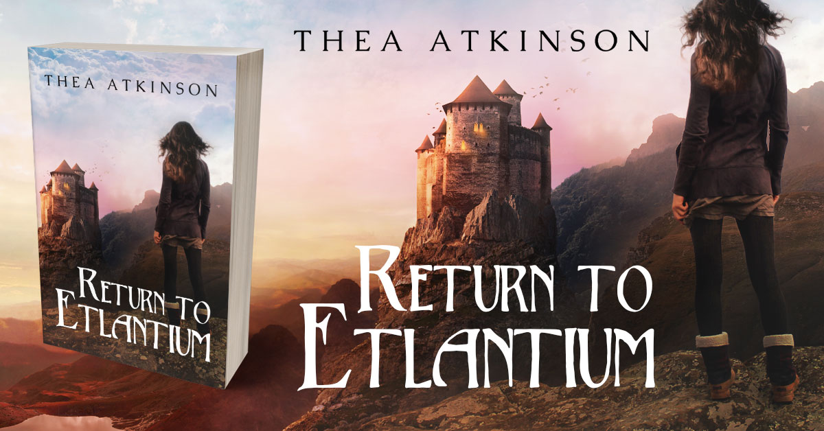 Showcase Spotlight: Return to Etlantium by Thea Atkinson