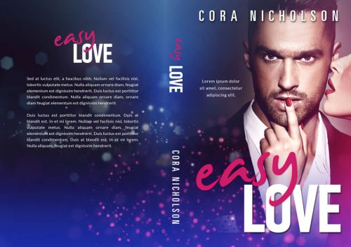 Easy Love - Contemporary Romance Premade Book Cover For Sale @ Beetiful Book Covers