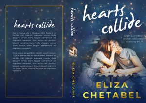 Hearts Collide - Young Adult Romance Premade Book Cover For Sale @ Beetiful Book Covers