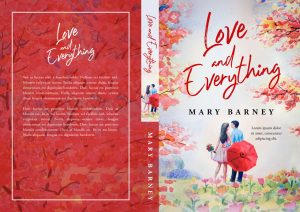 vLove and Everything - Romance Premade Book Cover For Sale @ Beetiful Book Covers