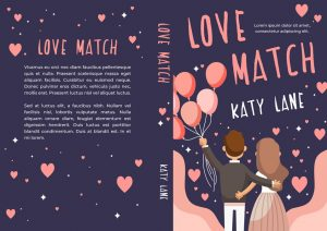 Love Match - Chick-Lit Romance Premade Book Cover For Sale @ Beetiful Book Covers