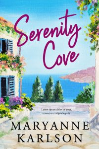 Serenity Cove - Women's Fiction Romance Premade Book Cover For Sale @ Beetiful Book Covers