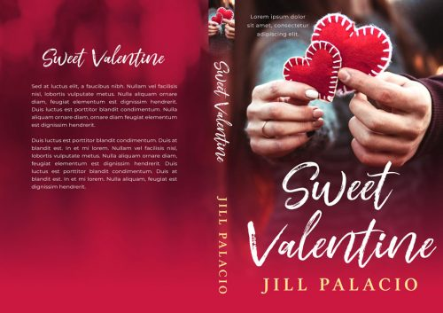 Sweet Valentine - Contemporary Romance Premade Book Cover For Sale @ Beetiful Book Covers