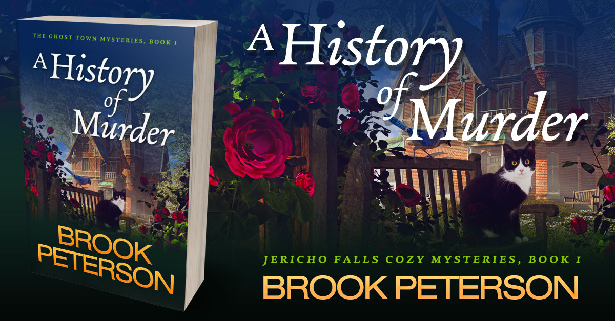 Showcase Spotlight: A History of Murder by Brook Peterson