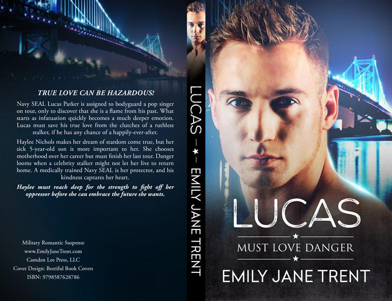 Luke by Emily Jane Trent