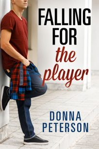 Falling For the Player - Young Adult Contemporary Romance Premade Book Cover For Sale @ Beetiful Book Covers