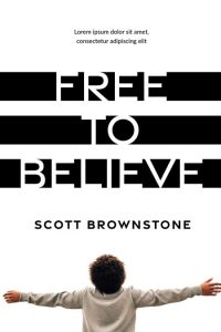 Free To Believe - African-American Young Adult Fiction Premade Book Cover For Sale @ Beetiful Book Covers