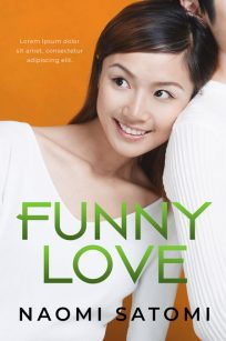 Funny Love - Asian Contemporary Romance Premade Book Cover For Sale @ Beetiful Book Covers
