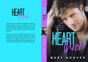 Heart Throb - Contemporary Romance Premade Book Cover For Sale @ Beetiful Book Covers