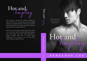 Hot and Tempting - Asian Contemporary Romance Premade Book Cover For Sale @ Beetiful Book Covers