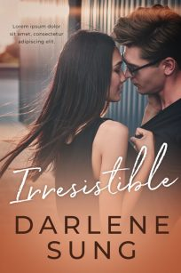 Irresistible - Interracial Romance Premade Book Cover For Sale @ Beetiful Book Covers