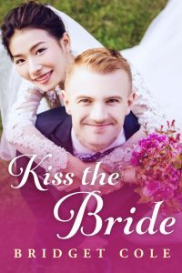 Kiss the Bride - Interracial Romance Premade Book Cover For Sale @ Beetiful Book Covers