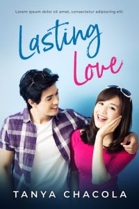 Lasting love - Asian Contemporary Romance Premade Book Cover For Sale @ Beetiful Book Covers