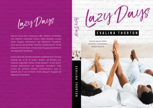 Lazy Days - African-American Contemporary Romance Premade Book Cover For Sale @ Beetiful Book Covers