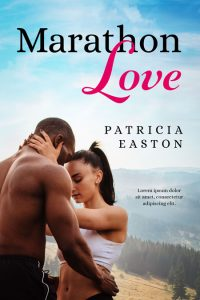 Marathon Love - Interracial Contemporary Romance Premade Book Cover For Sale @ Beetiful Book Covers