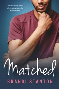 Matched - African-American Contemporary Romance Premade Book Cover For Sale @ Beetiful Book Covers