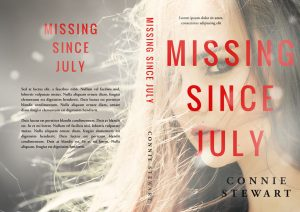 Missing Since July - Mystery Premade Book Cover For Sale @ Beetiful Book Covers