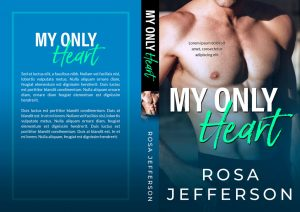 My Only Heart - Contemporary Romance Premade Book Cover For Sale @ Beetiful Book Covers