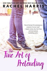 The Fine Art of Pretending by Rachel Harris