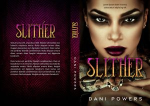 Slither - African-American Fantasy Premade Book Cover For Sale @ Beetiful Book Covers