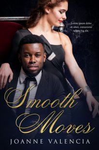 Smooth Moves - Interracial Contemporary Romance Premade Book Cover For Sale @ Beetiful Book Covers