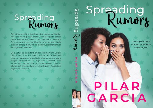 Spreading Rumors - Young Adult Fiction Premade Book Cover For Sale @ Beetiful Book Covers