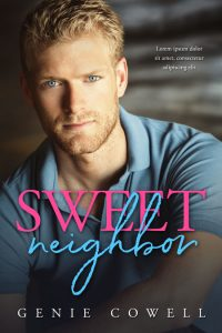 Sweet Neighbor - Contemporary Romance Premade Book Cover For Sale @ Beetiful Book Covers