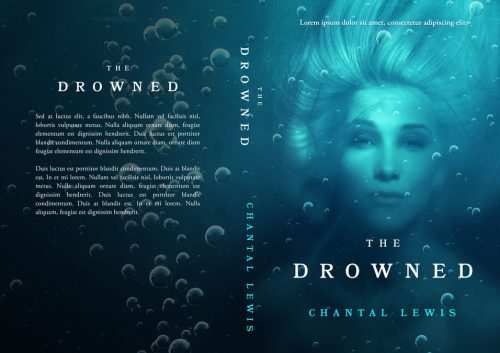 The Drowned - Mystery, Suspense, Thriller Premade Book Cover For Sale @ Beetiful Book Covers